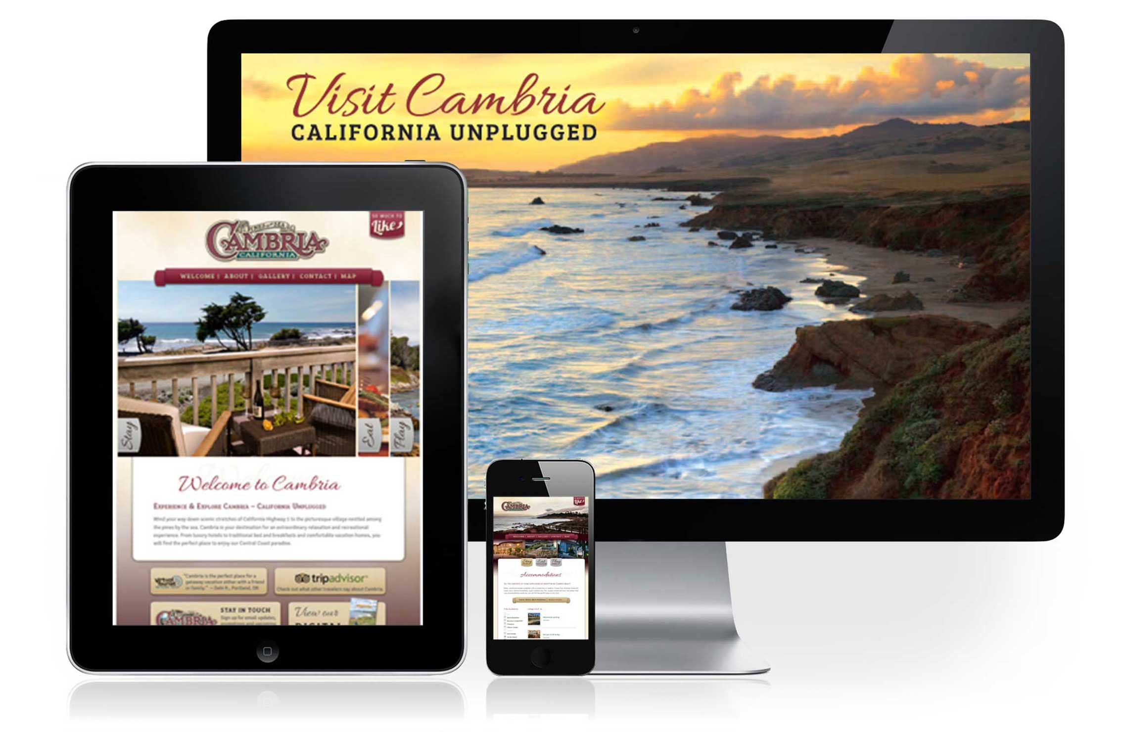 VisitCambria_Mock
